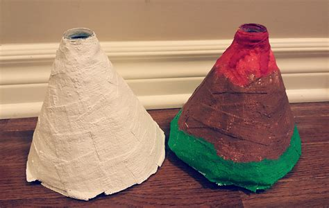 Diy Volcano Making