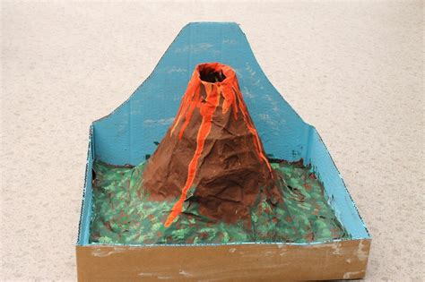 Diy Volcano Project Huge