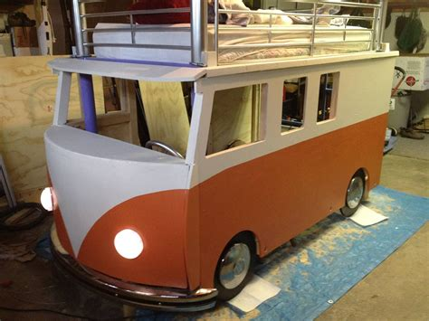 Diy Vw Bus Bed For Sale