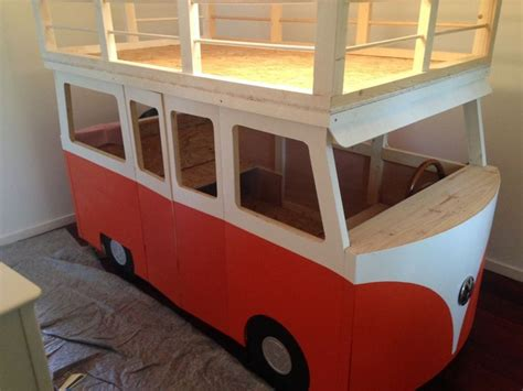Diy Vw Bus Bed Plans