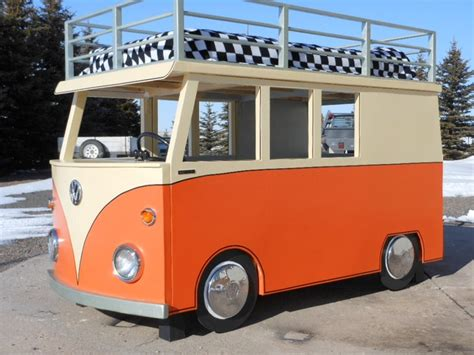 Diy Vw Bus Bedding