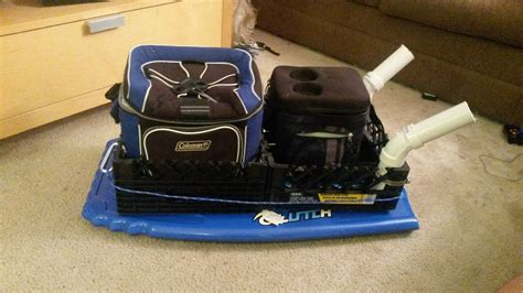 Diy Wade Fishing Caddy