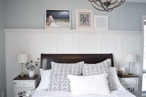 Diy Wainscoting Bedroom