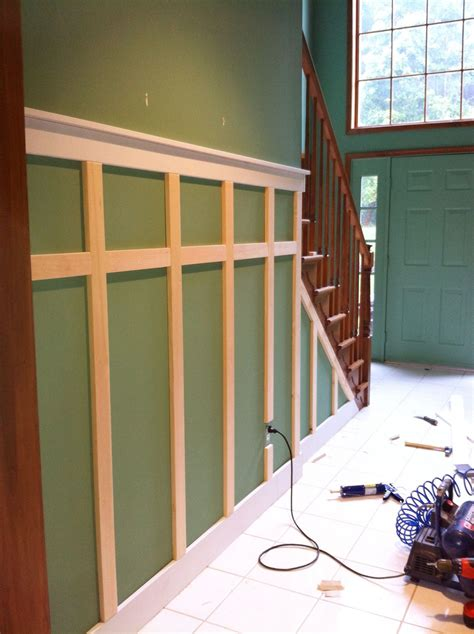 Diy Wainscoting Living Room