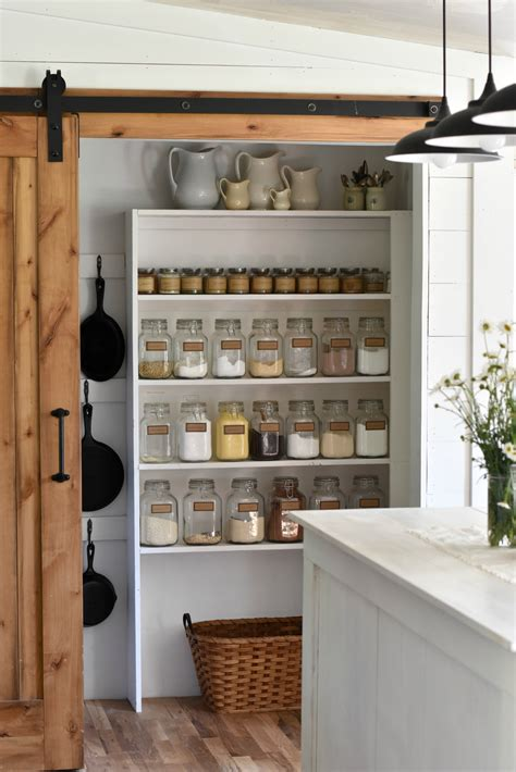 Diy Walk In Pantry Makeover