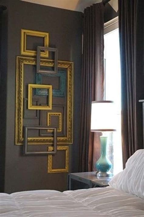 Diy Wall Art Using Picture Frames