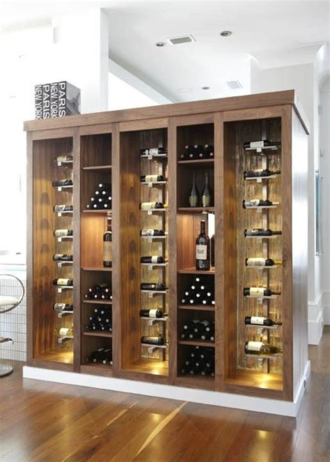Diy Wall Cabinet For Wine