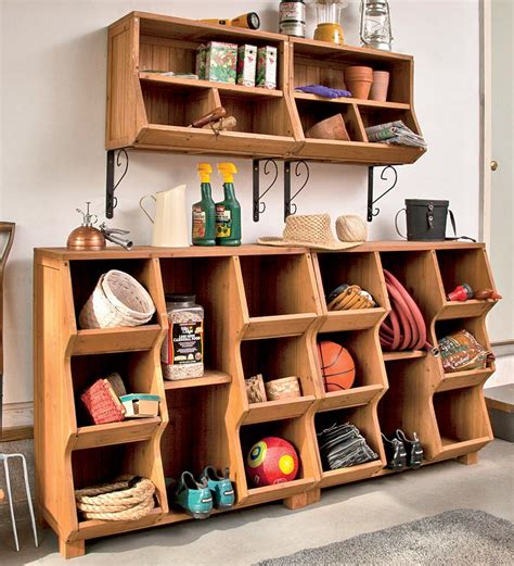 Diy Wall Cubby Shelf