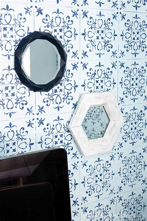 Diy Wall Mirror Using Cardboard
