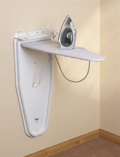 Diy Wall Mount Ironing Board