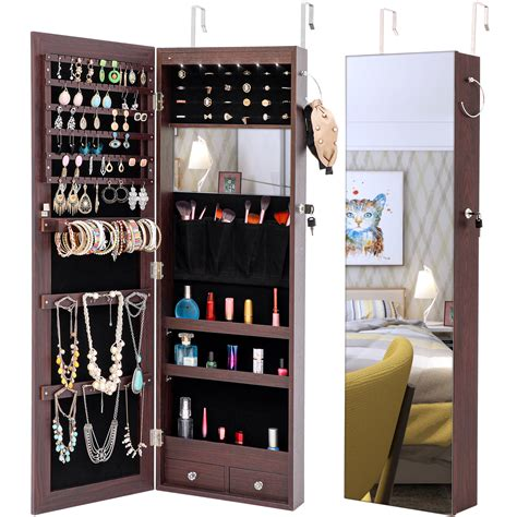 Diy Wall Mount Jewelry Armoire