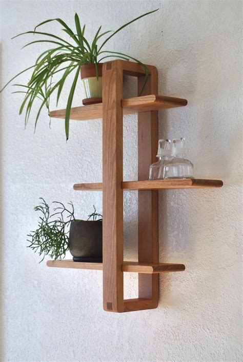 Diy Wall Mount Wood Shelves