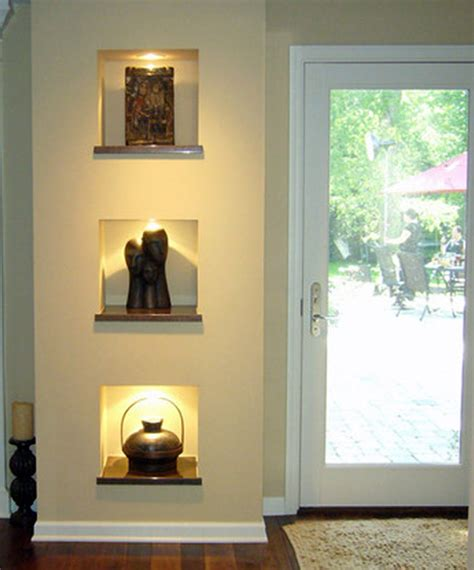 Diy Wall Niche Ideas