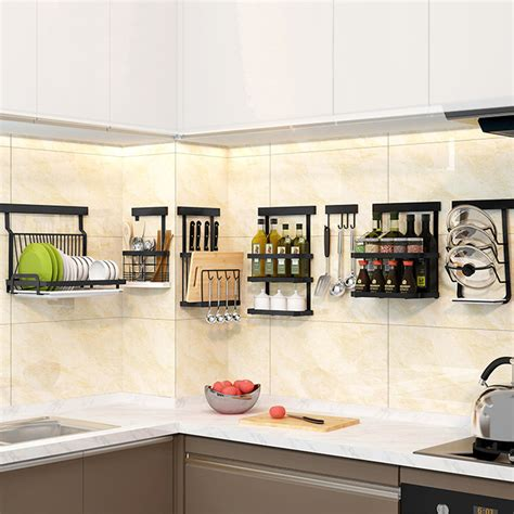 Diy Wall Organizers For Kitchen