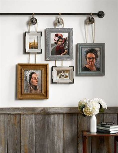 Diy Wall Picture Frame Ideas