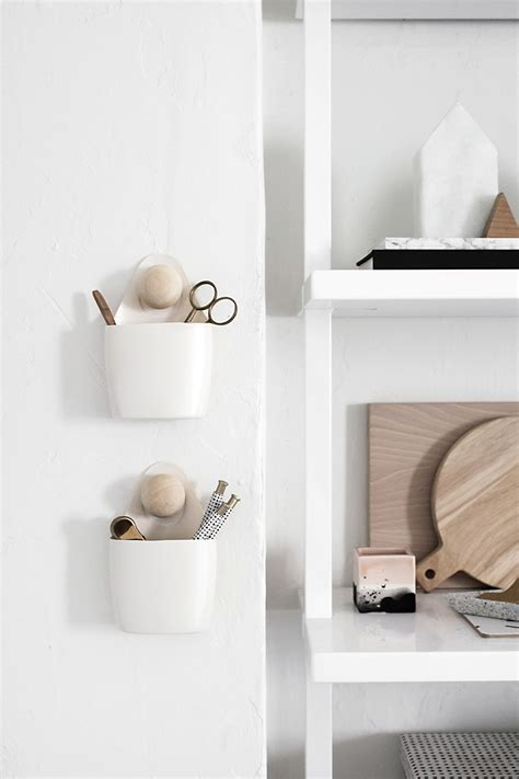 Diy Wall Pocket Storage