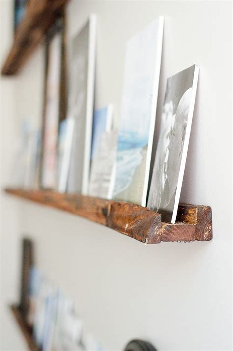 Diy Wall Shelves And Ledges