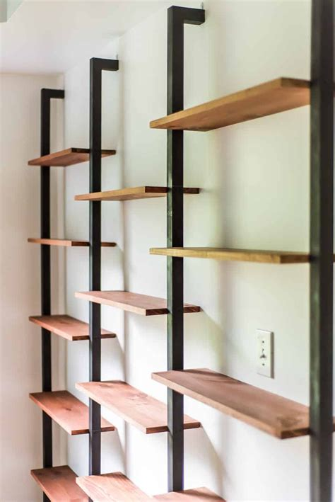 Diy Wall Storage Shelves