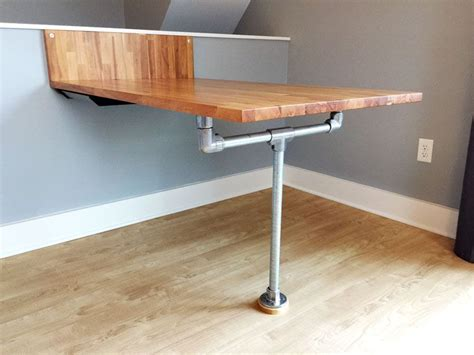 Diy Wall Table Plans