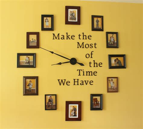 Diy Wall Watch Clock