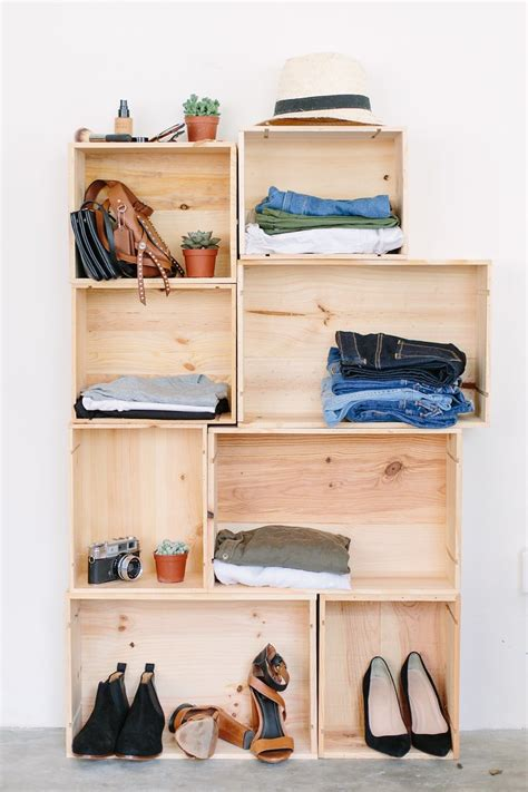 Diy Wardrobe Box