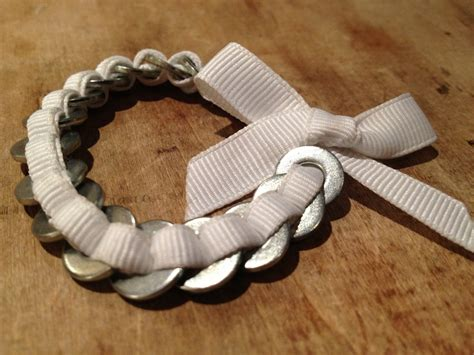 Diy Washer Bracelet