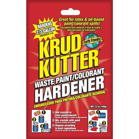 Diy Waste Paint Hardener