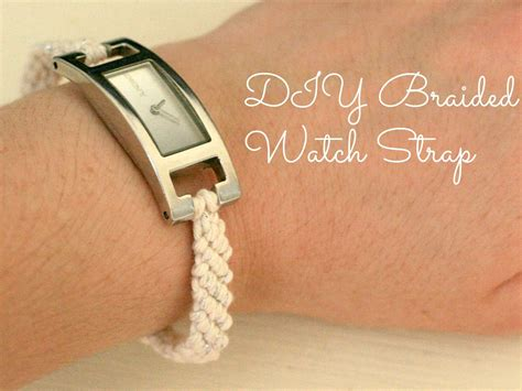 Diy Watch Band