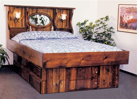 Diy Water Bed Frame