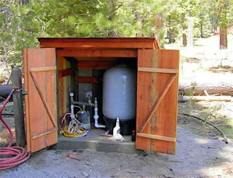 Diy Water Pump House
