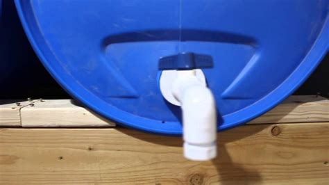 Diy Water Storage System Youtube