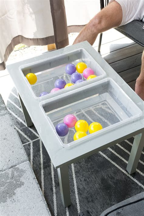 Diy Water Table For Boats