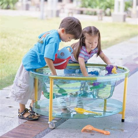 Diy Water Table Kids Pvc Tunnel