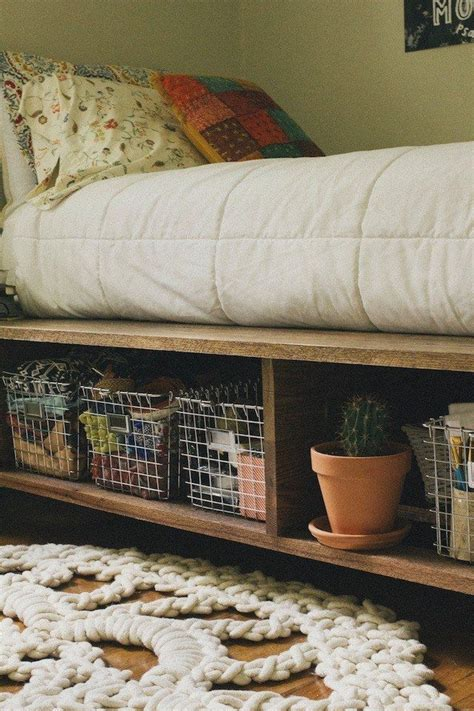 Diy Ways To Raise Your Bed Up High