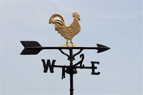 Diy Weathervane Construction
