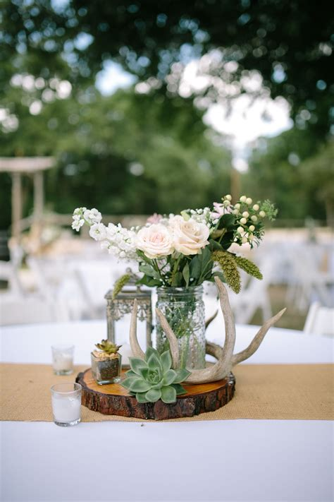 Diy Wedd Wood Decor