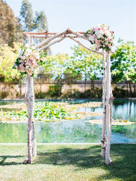 Diy Wedding Arbors And Arches