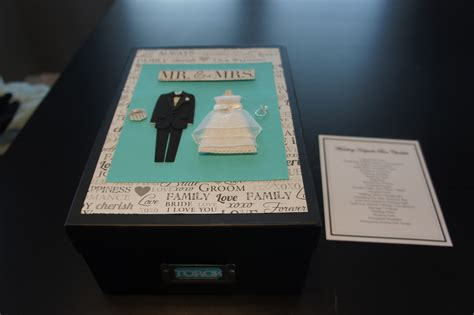 Diy Wedding Keepsake Box