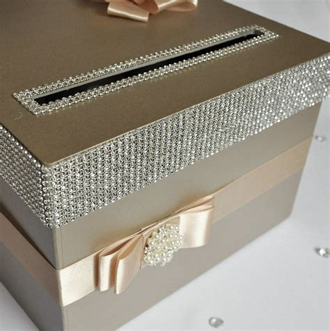 Diy Wedding Money Box Ideas