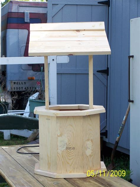 Diy Wedding Wishing Well Projects