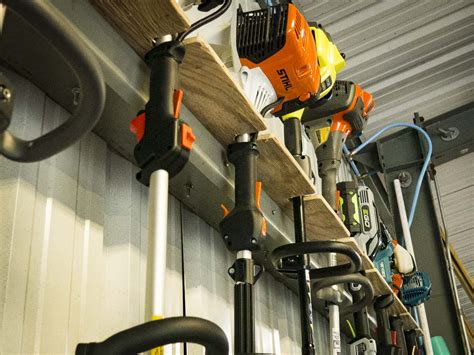 Diy Weed Eater Trailer Rack