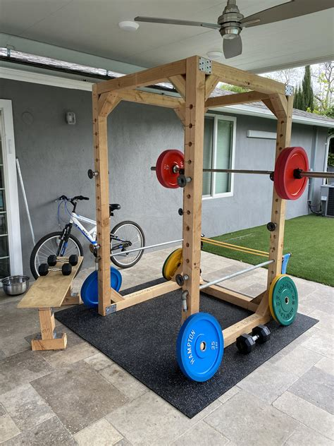 Diy Weight Bench Video Buff Dudes