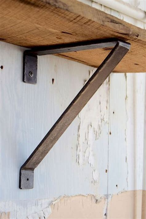 Diy Welded Steel Wall Shelving