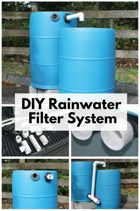 Diy Well Water Filtration System