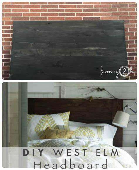 Diy West Elm