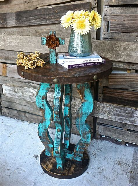 Diy Western Decor Table Settings Round Tables