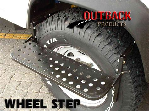 Diy Wheel Step Tire