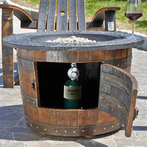 Diy Whiskey Barrel Fire Pit