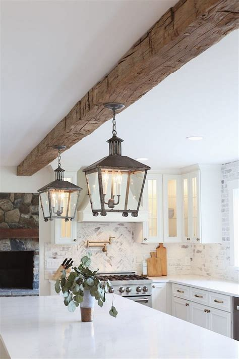 Diy White Box Beams