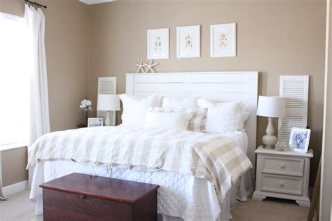 Diy White Shiplap Headboard